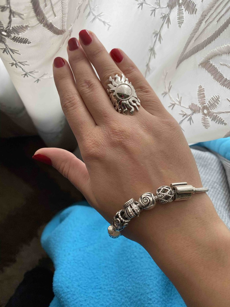 Без вопроса «откуда кольцо?» не останетесь