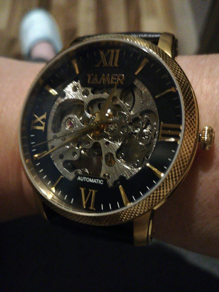 Ручные часы механизм