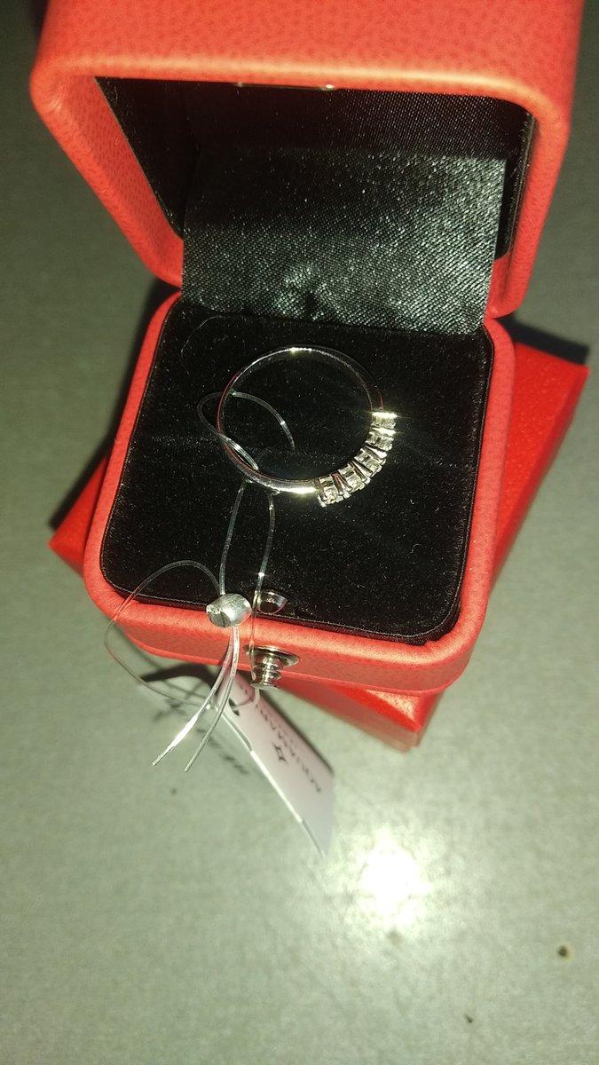 Кольцо прелестное чудо