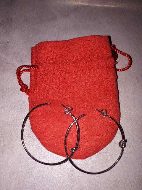 Оригинальные сережки