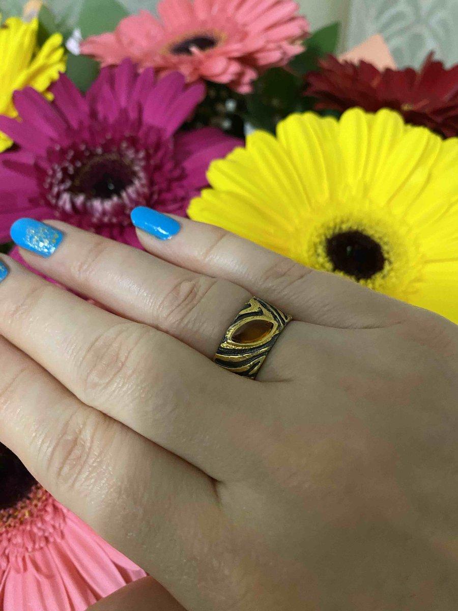 Очень достойное кольцо 💍