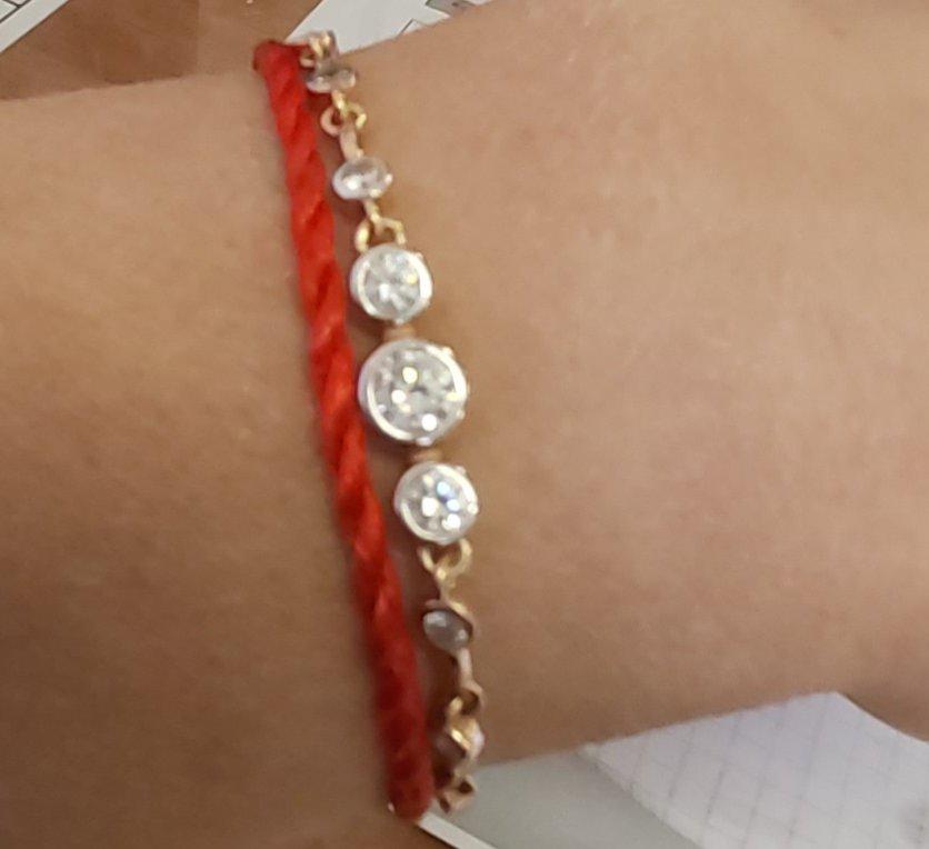 Красивый браслет, очень)