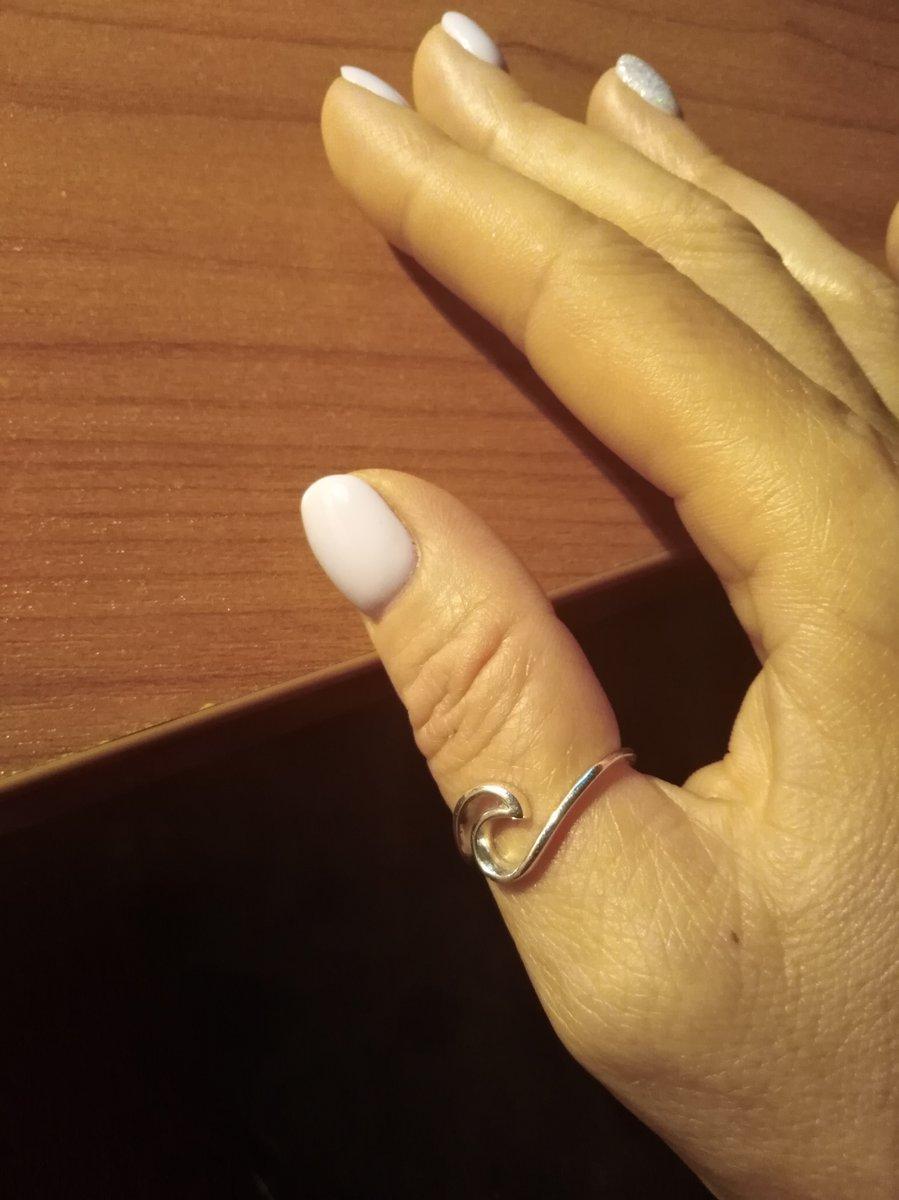 Ещё одно кольцо, которое не хочется снимать