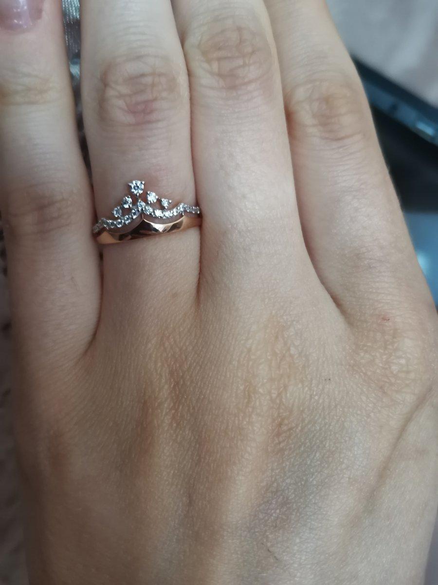 Отличное кольцо на день рождения