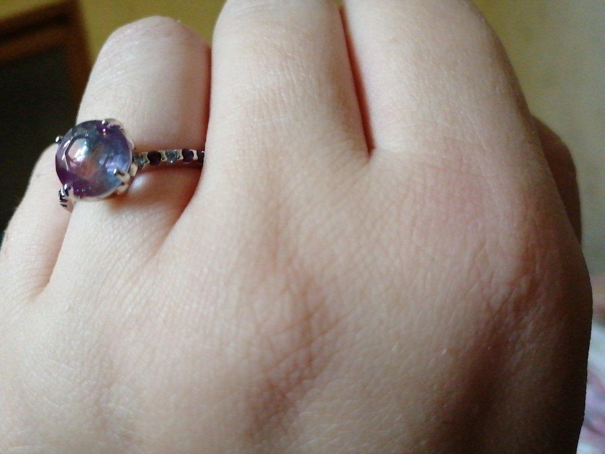 Спасибо получила прекрасно кольцо фея волшебник