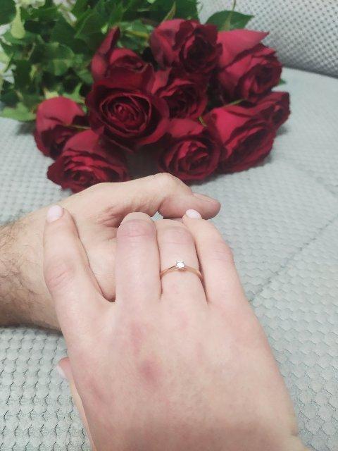 Очень красивое, изящное кольцо!