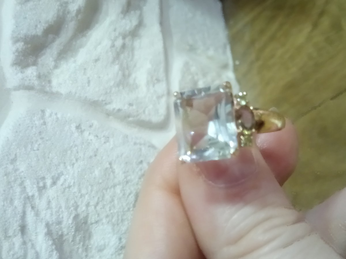 Бесподобное кольцо