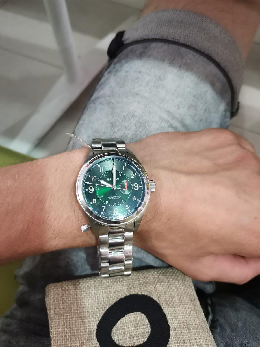Покупал часы