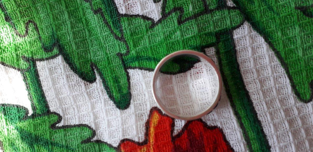 Кольцо оберег