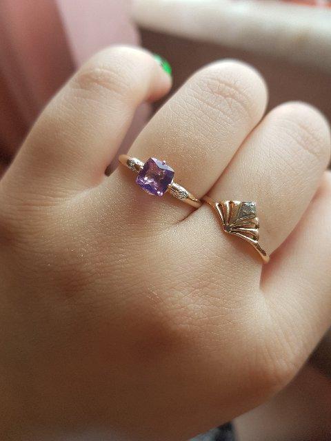 Супер! Очень хорошее кольцо