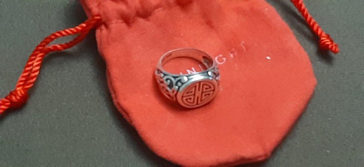 Перстень  узел защиты
