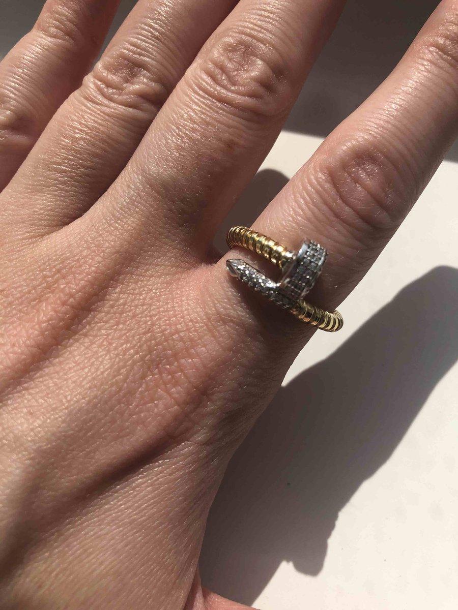 Мне очень понравилось кольцо, давно его хотела!