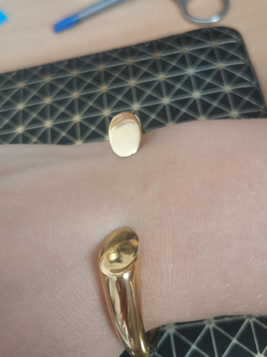 Эффектный браслет