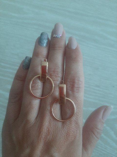 Серебренные сережки Sokolov