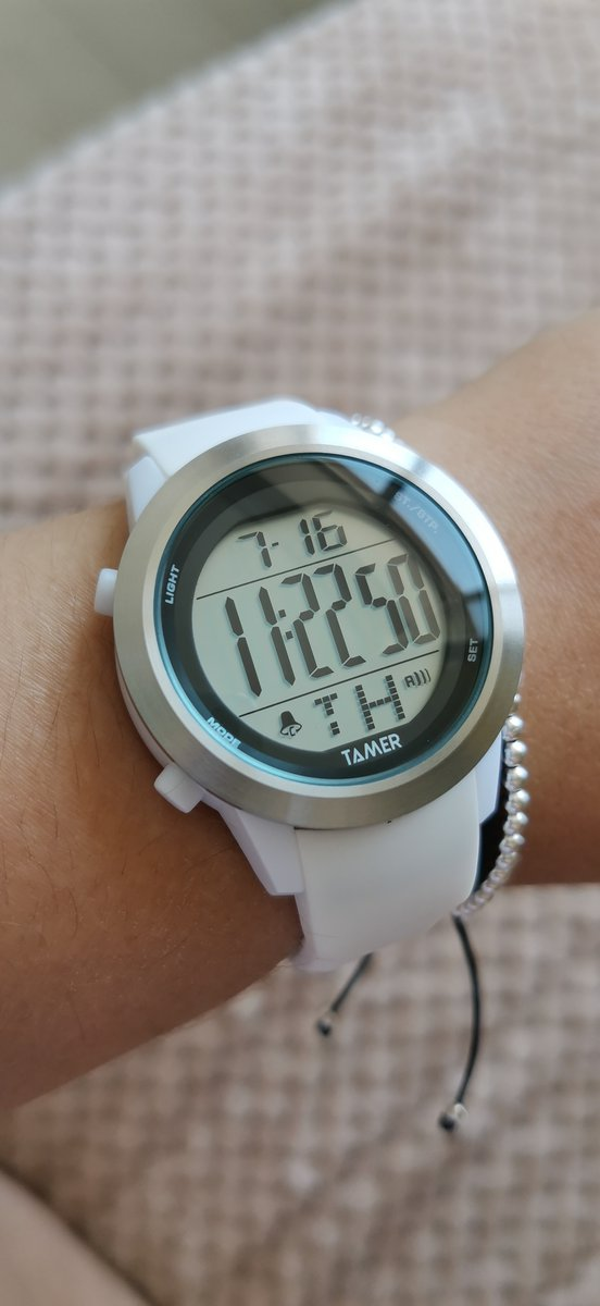 Мои любимые часы 🤍🤍🤍