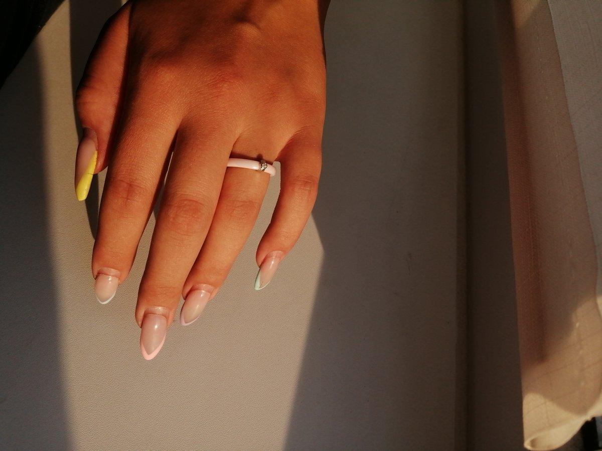 Очень классное кольцо.