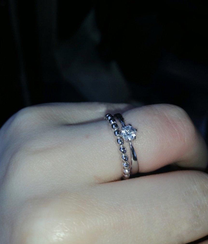 Купила кольцо очень красивое и удобное