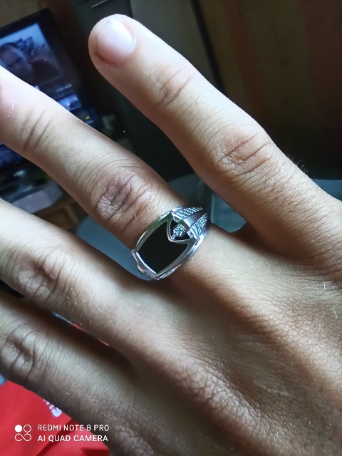 Кольцо с феонитом