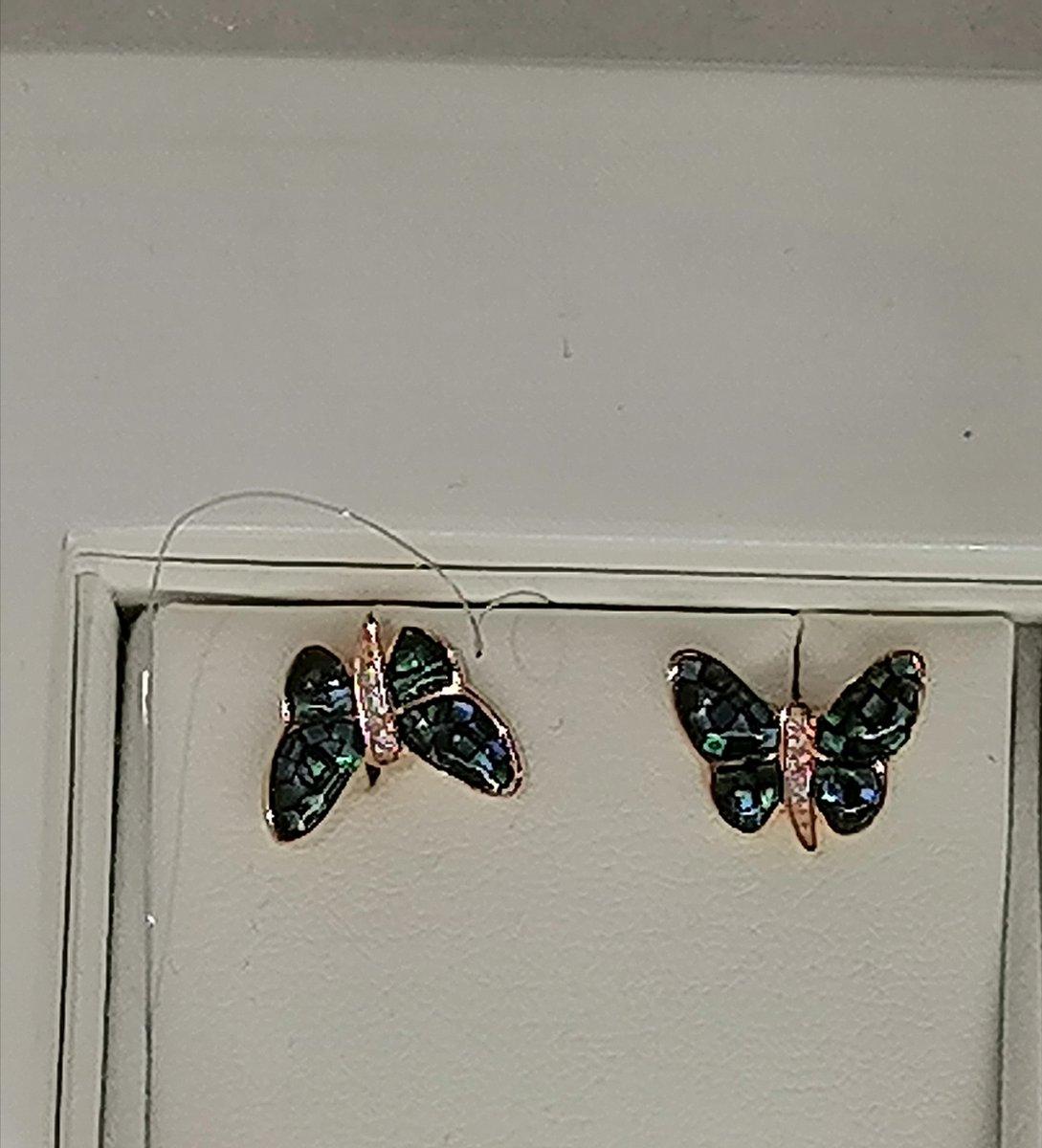 Очень милые бабочки
