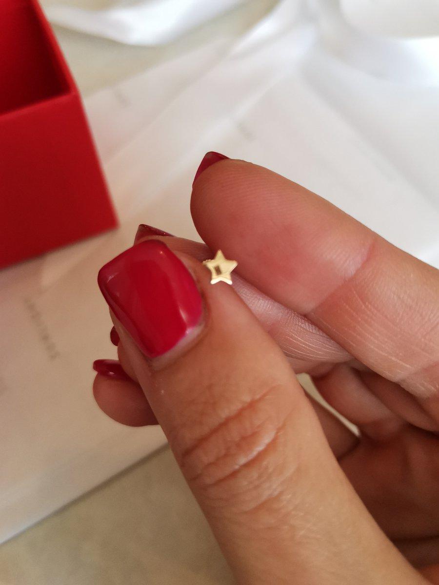 Пирсинг звезда