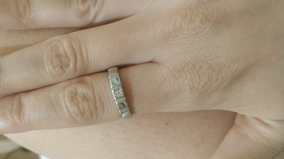 Красивое кольцо, в размер
