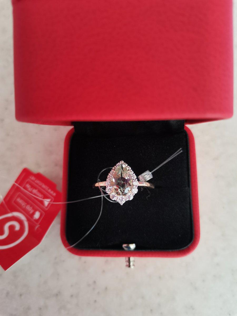 Наконец то, я нашла, что искала... Идеальное кольцо!!! ✨