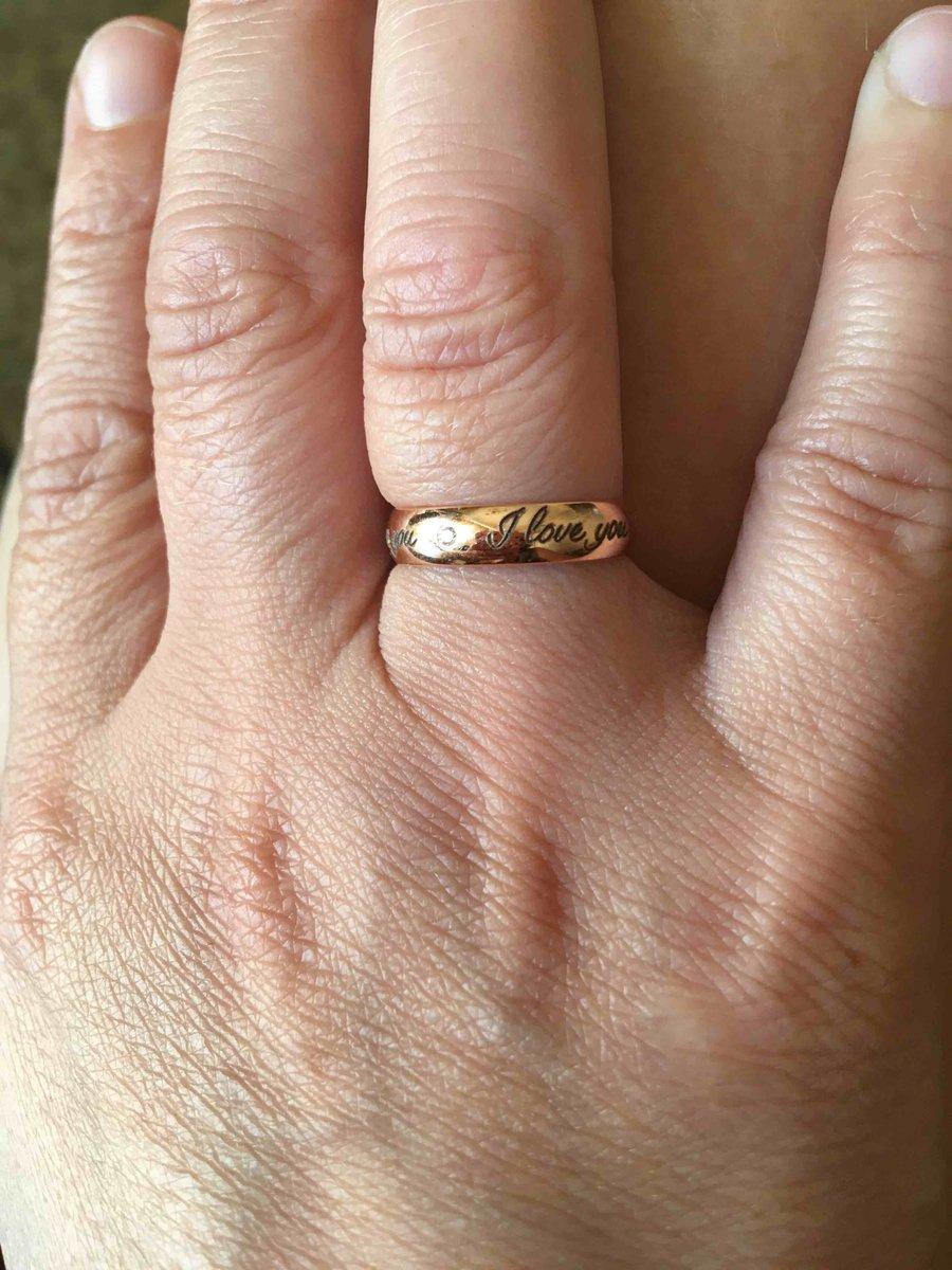 Обрусальное кольцо- не простое украшение