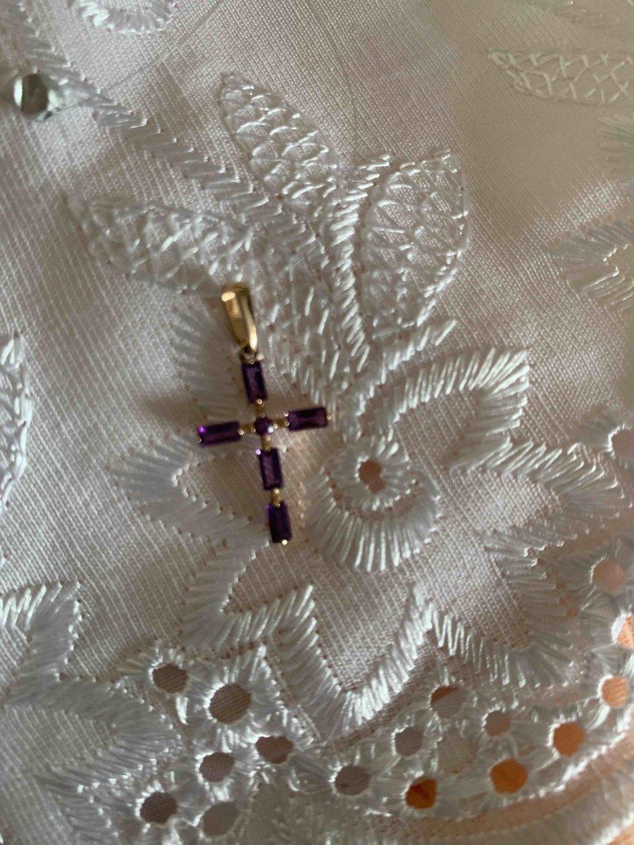 Крестик для доченьки