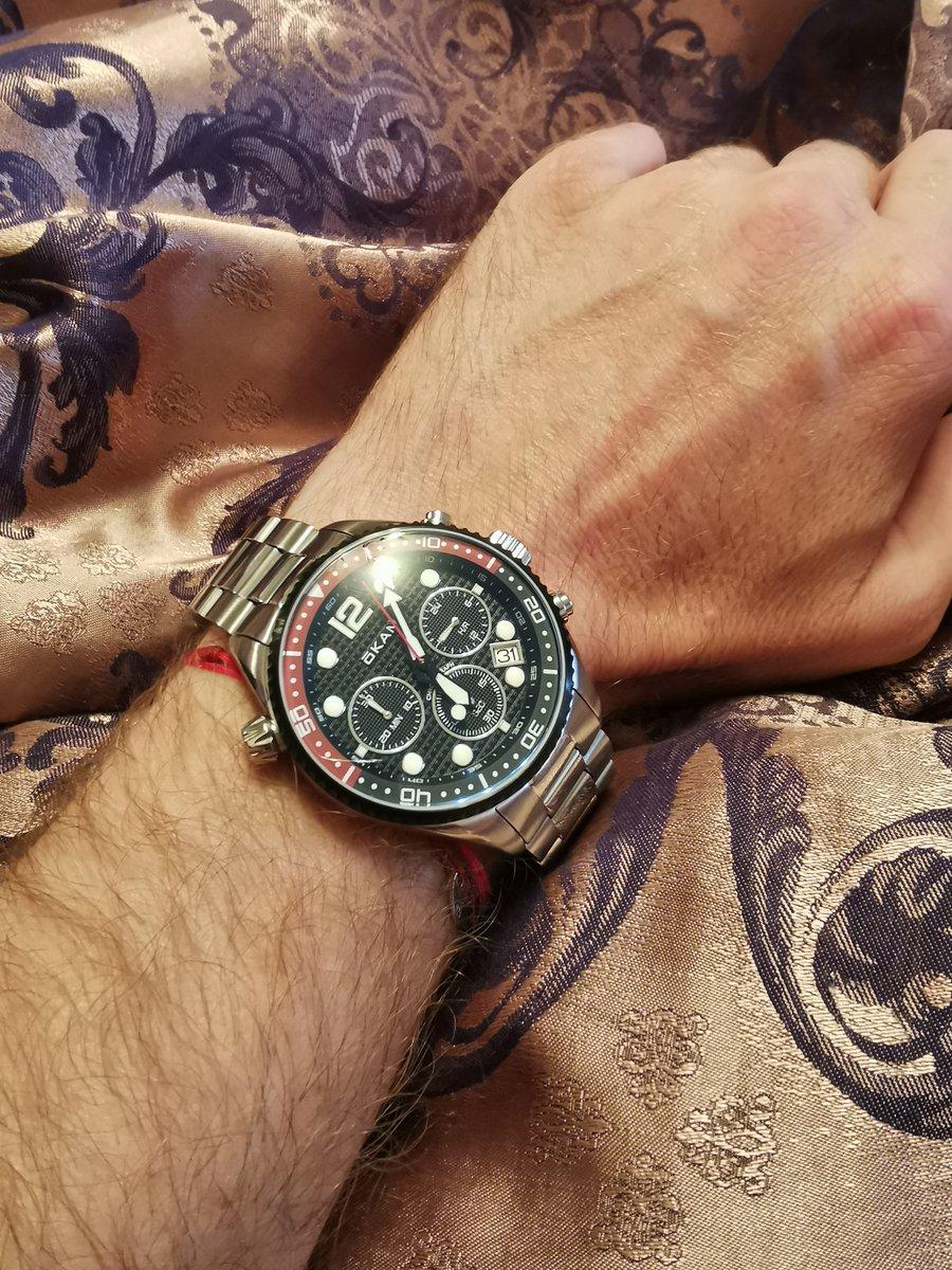 Очень достойные часы