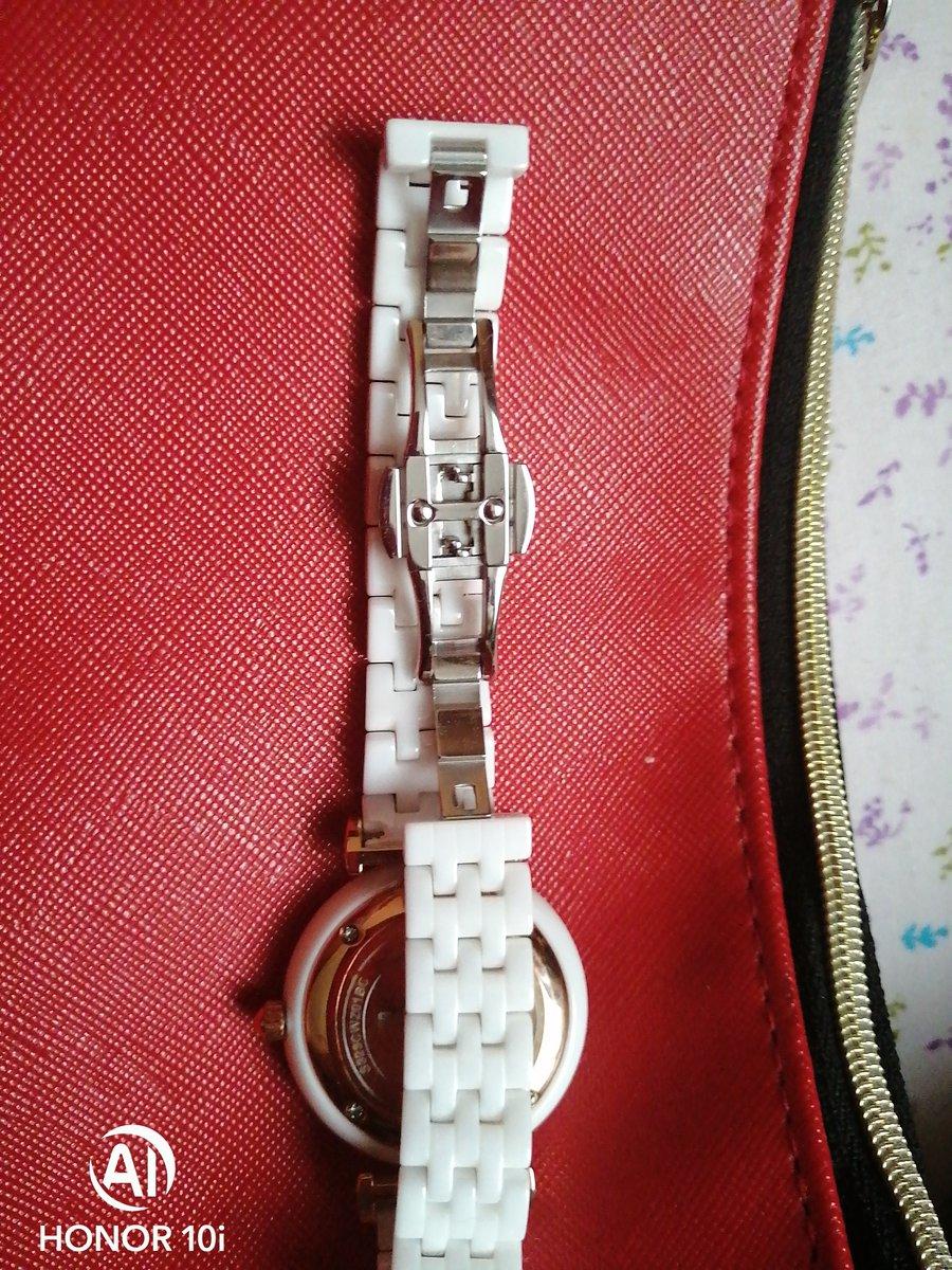Отзыв на керамические часы