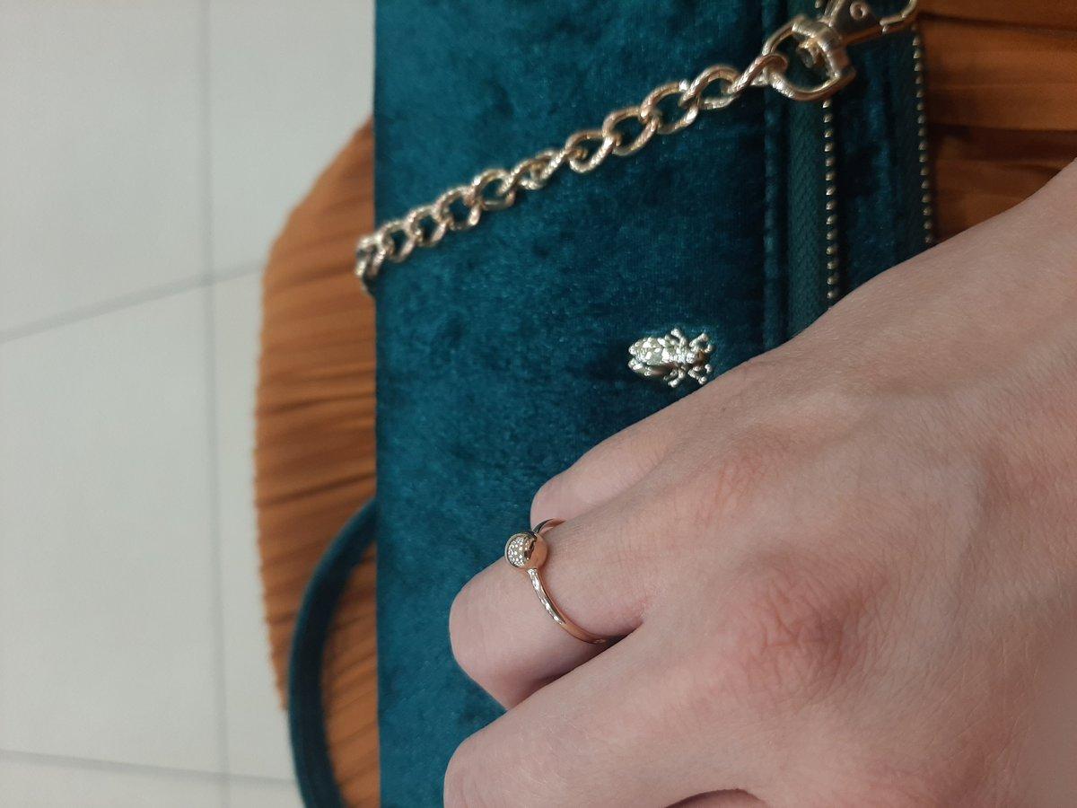☺ Актуальное кольцо
