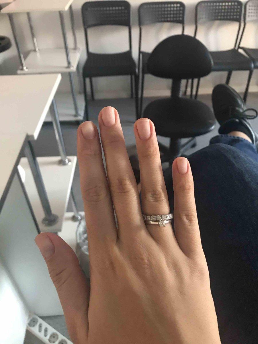 Мое идеальное кольцо
