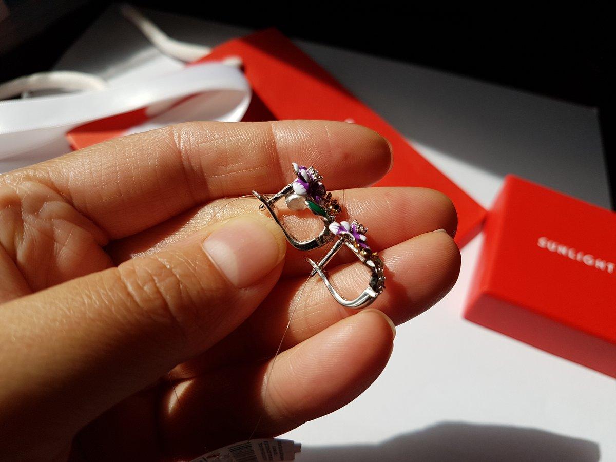 Очаровательные, миленькие маленькие сережки!