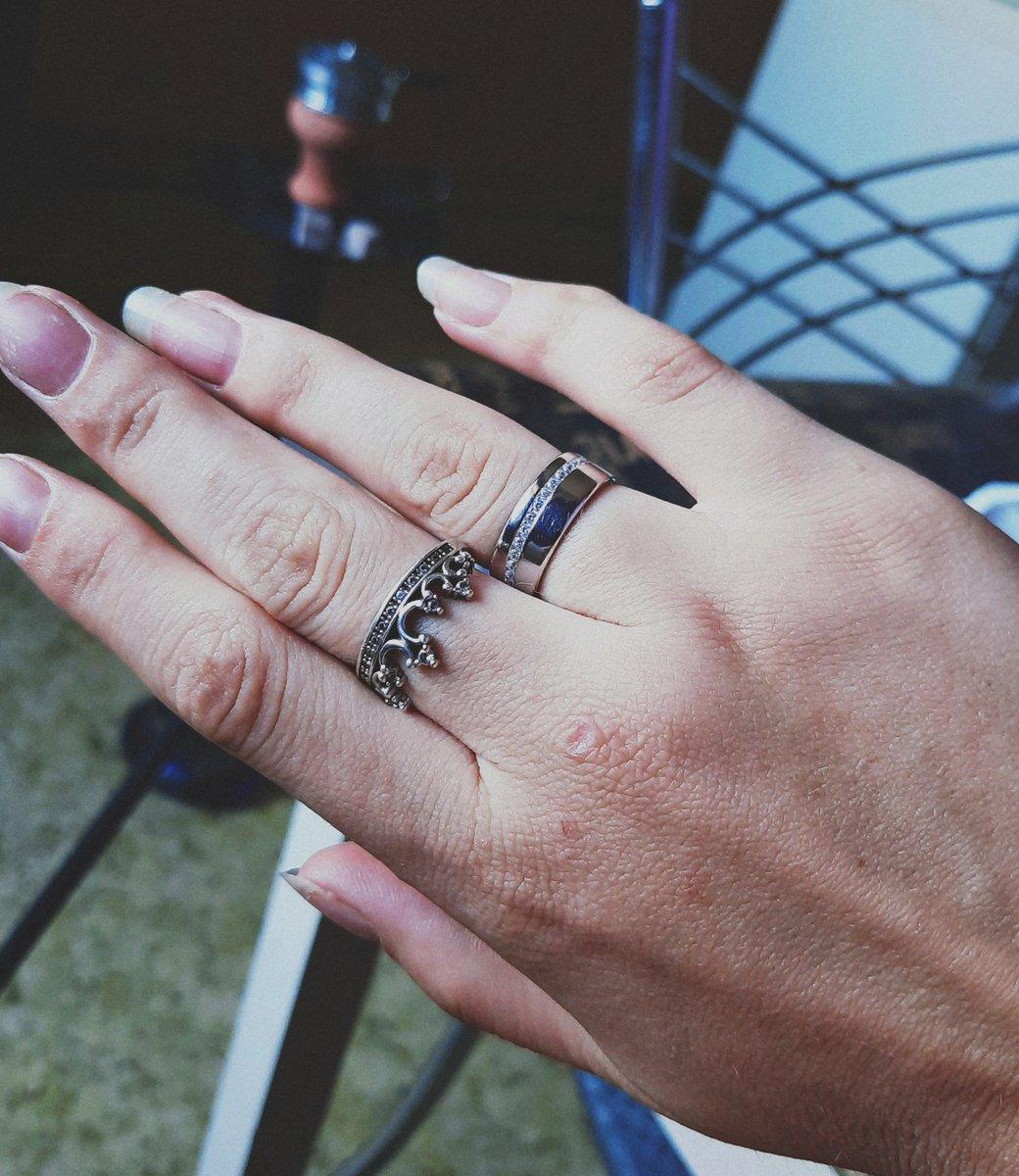 Любимый сделал предложение этим кольцом
