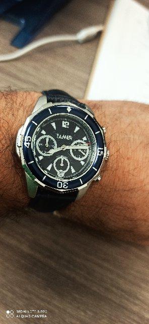 Часы - хронограф