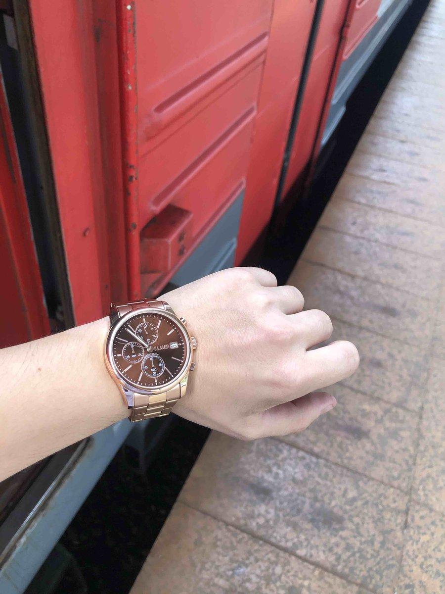 Часы просто огонь