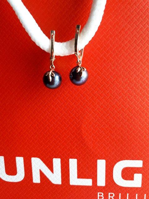 Сбылась мечта-муж подарил эти серьги и кольцо. и в пир и в мир. прекрасны!