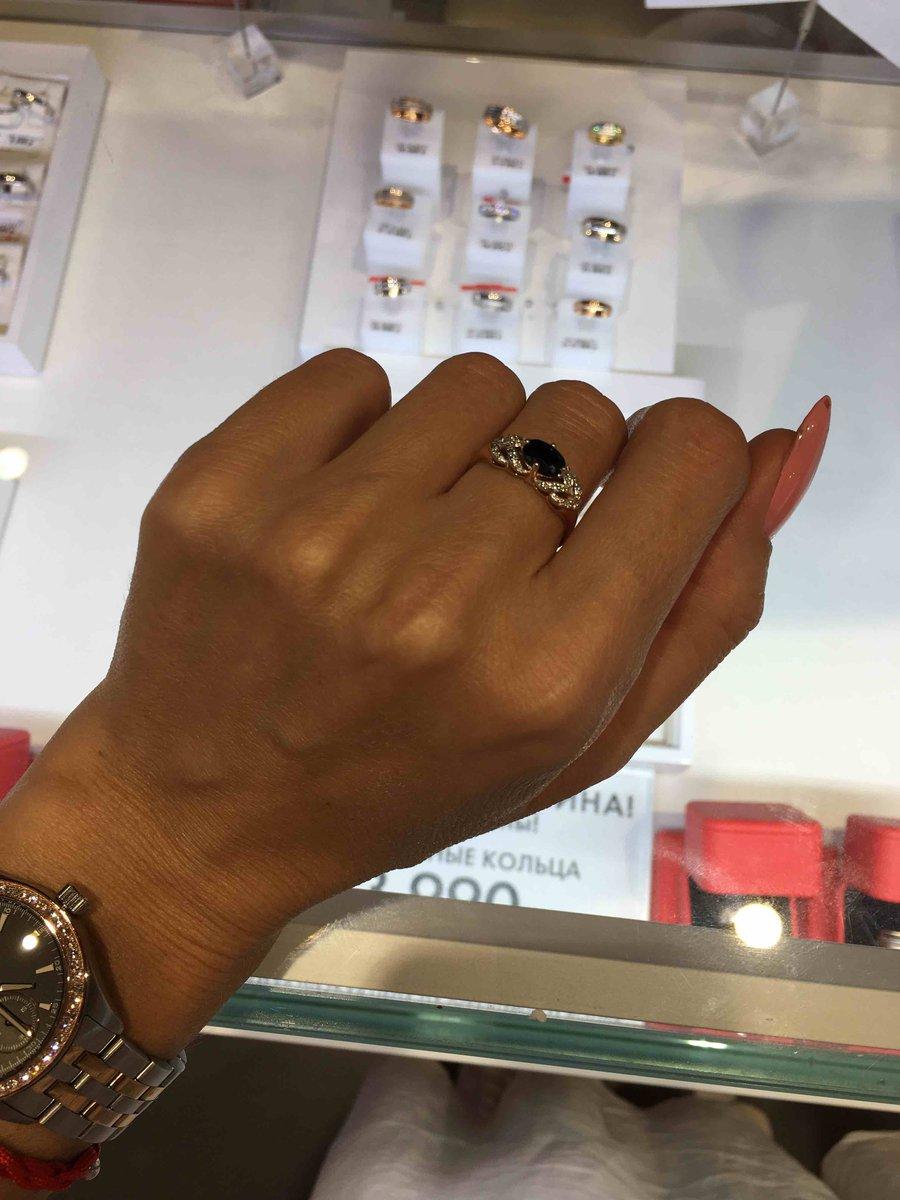 Сногсшибательное кольцо!