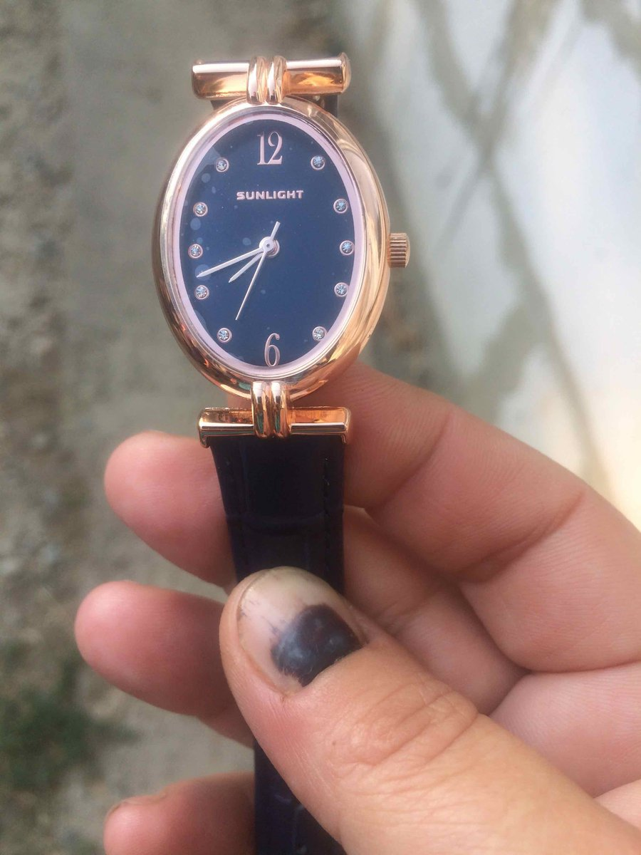 Супер часы! спасибо вешей компании.