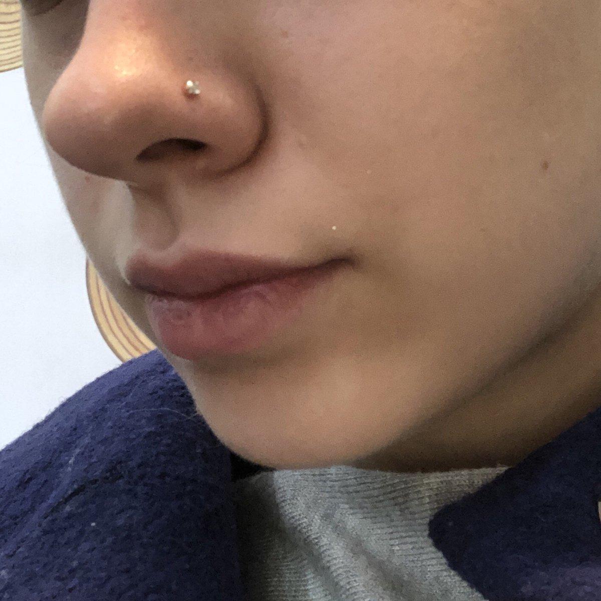 Пирсинг в нос