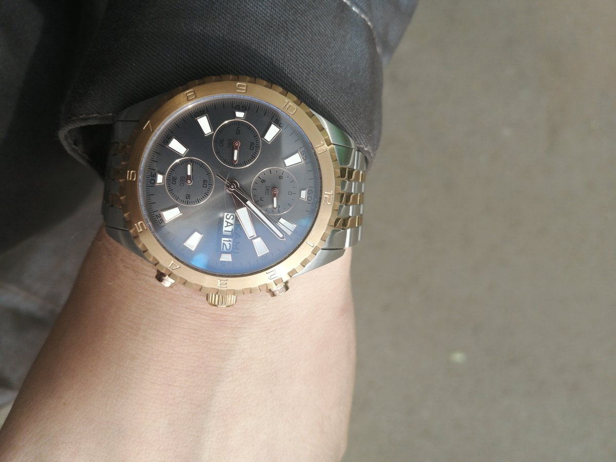 Часы топчик