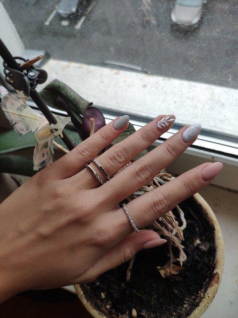 Прекрасное базовое кольцо