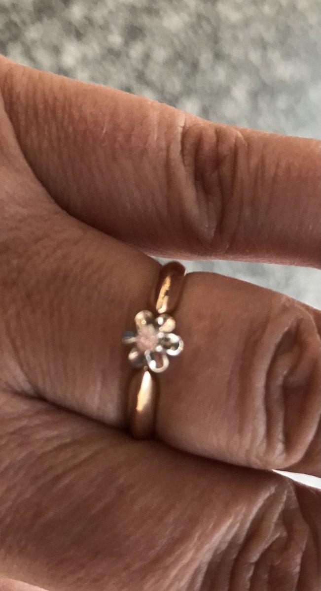 Кольцо с ботллиантом !