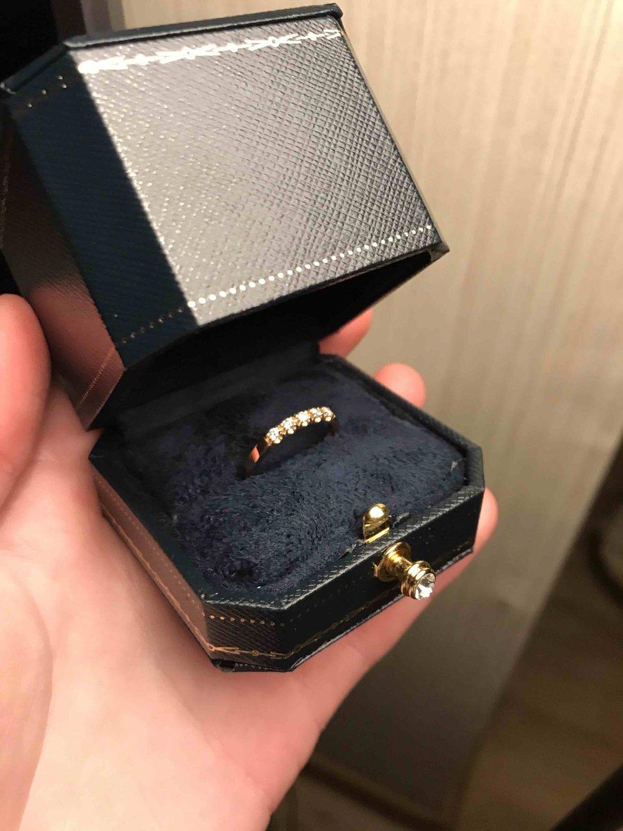 Колечко с 5 бриллиантами по доступной цене