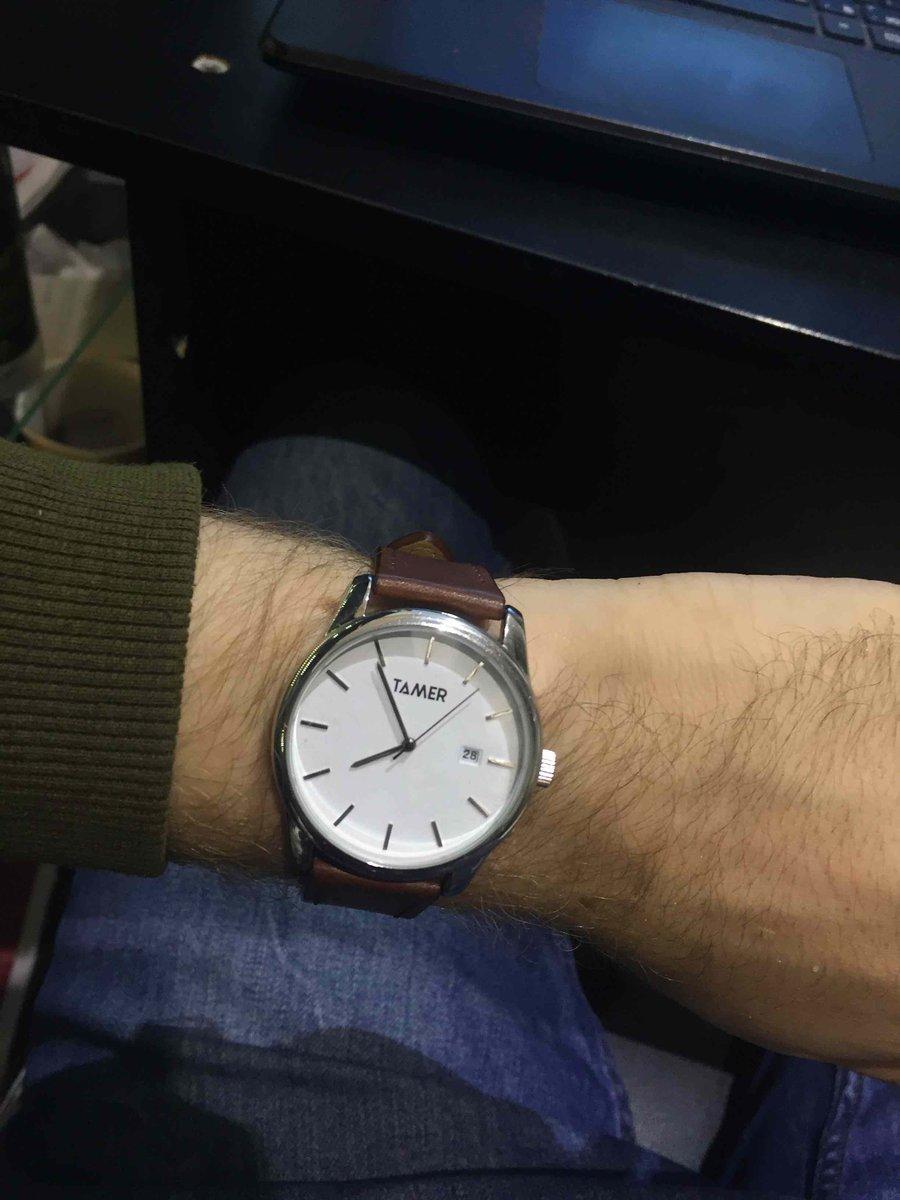 Взял часы на каждый день