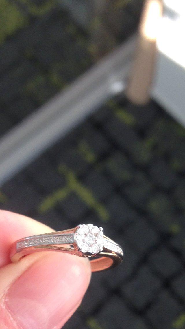 Кольцо купленное в ауре