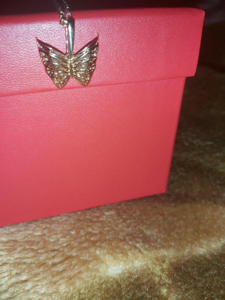 Воздушная бабочка