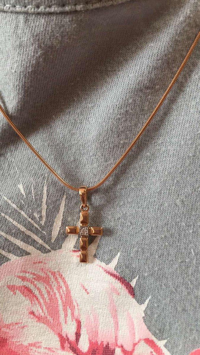 Крестик красивый