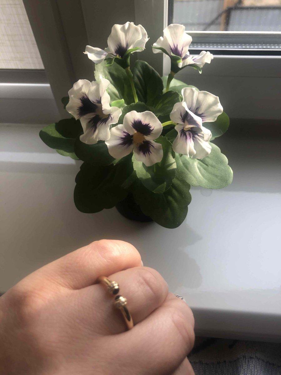Кольцо со шпинелью серебрянное
