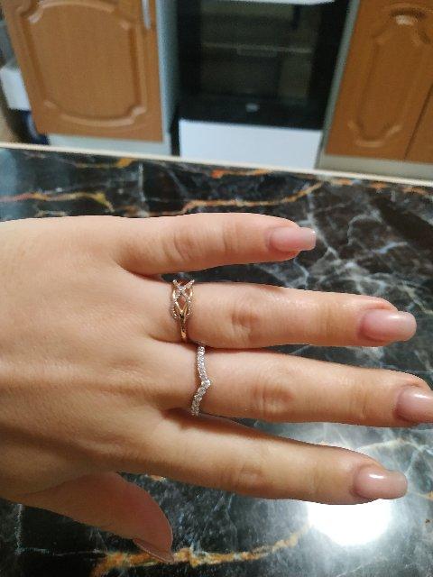 Кольцо просто прелесть!